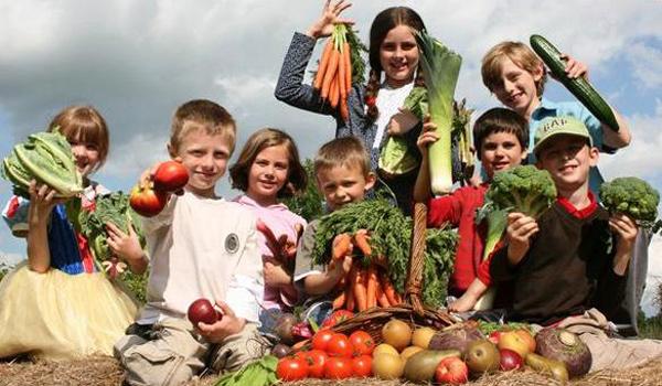 ¿Es una imposición la dieta vegetariana en los hijos?