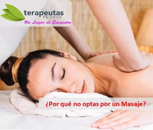 ¿Por qué optar por un masaje?
