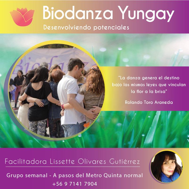 Biodanza Barrio Yungay