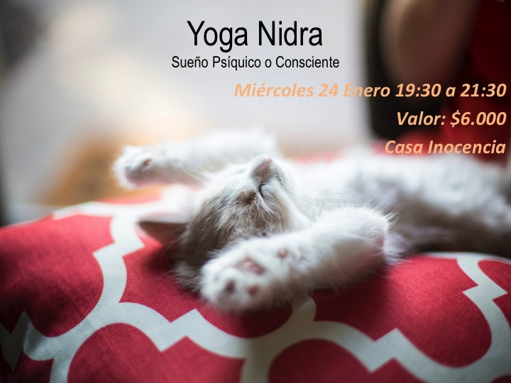 Yoga Nidra-El Yoga del Sueño Psíquico-Propósito