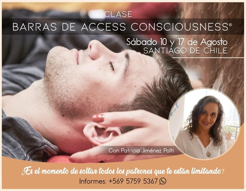 Barras de Access Consciousness