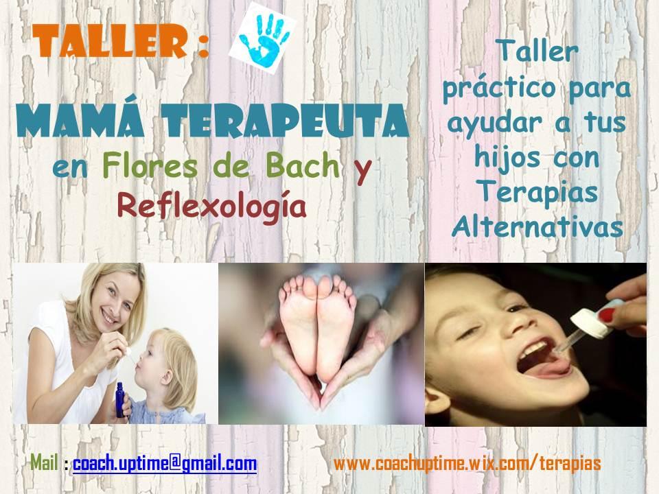 Taller Práctico Mamá Terapeuta/ Hijos felices