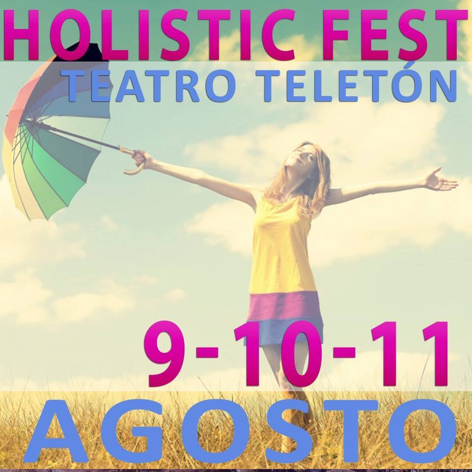 HOLISTIC FEST CHILE 2018