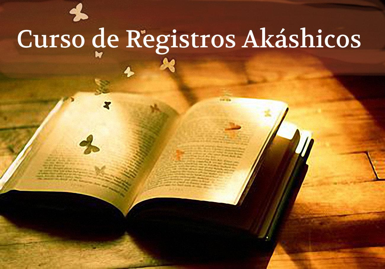 CURSO DE REGISTROS AKÁSHICOS