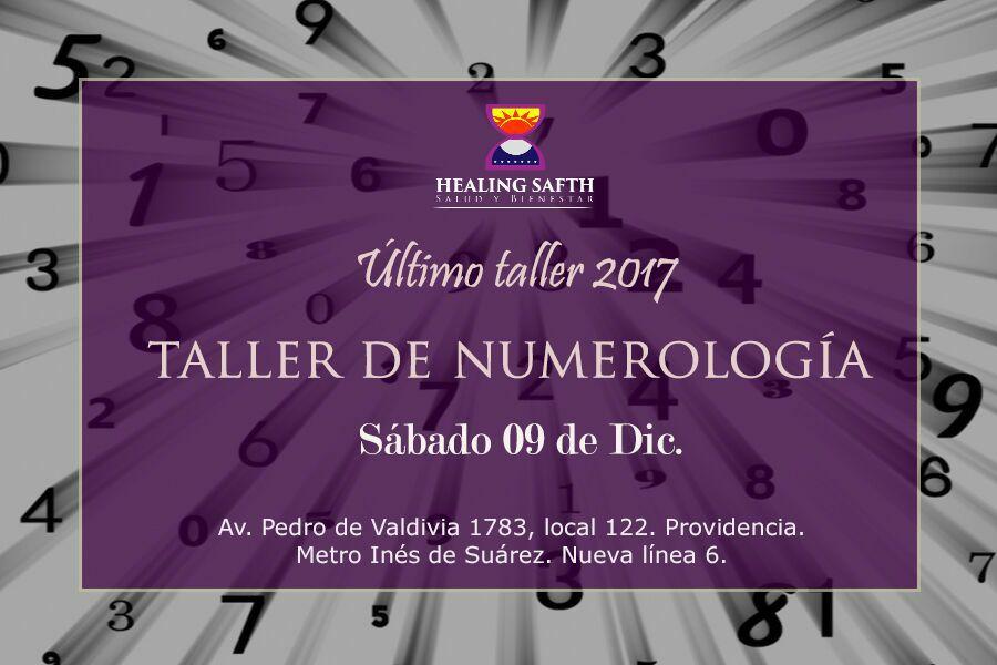 Taller de Numerología Pitagórica