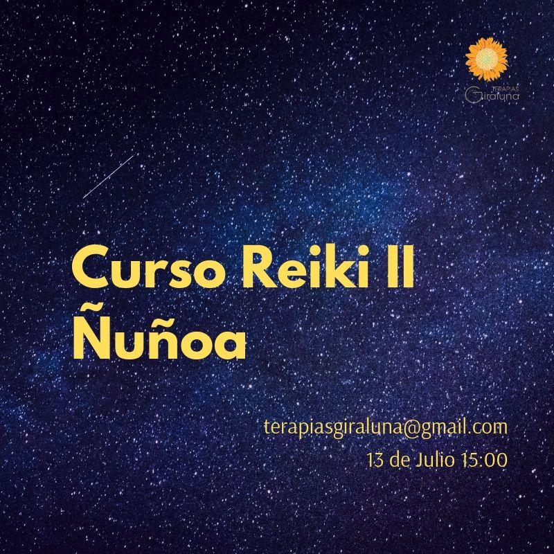 Curso Reiki Nivel II