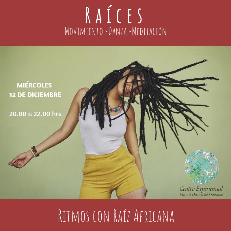 Raíces: Workshop de Movimiento, Danza y Meditación