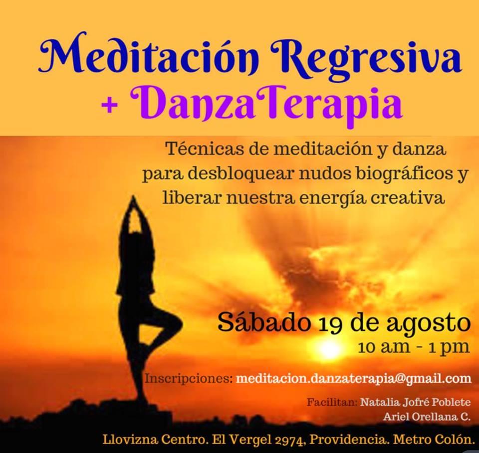 Meditación Regresiva + Danzaterapia