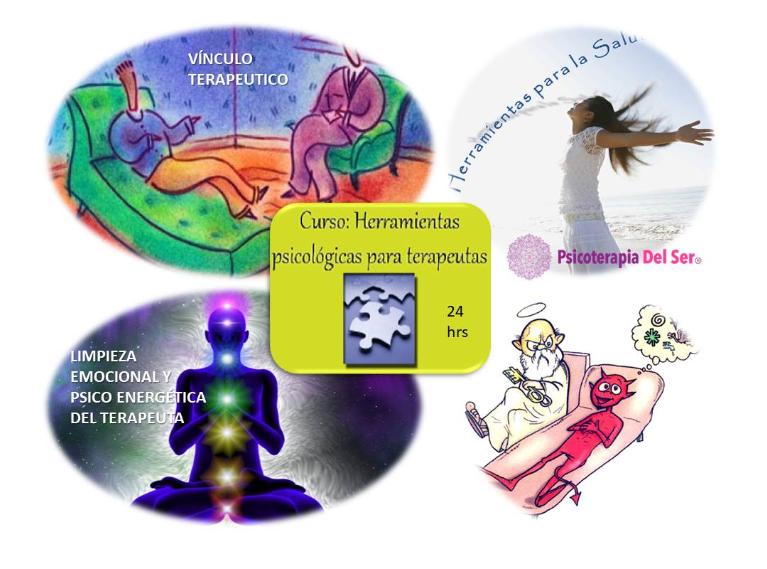 Curso Herramientas de Psicoterapia para Terapeutas