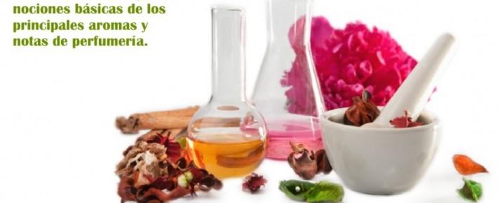 Taller de elaboraccion de perfumes