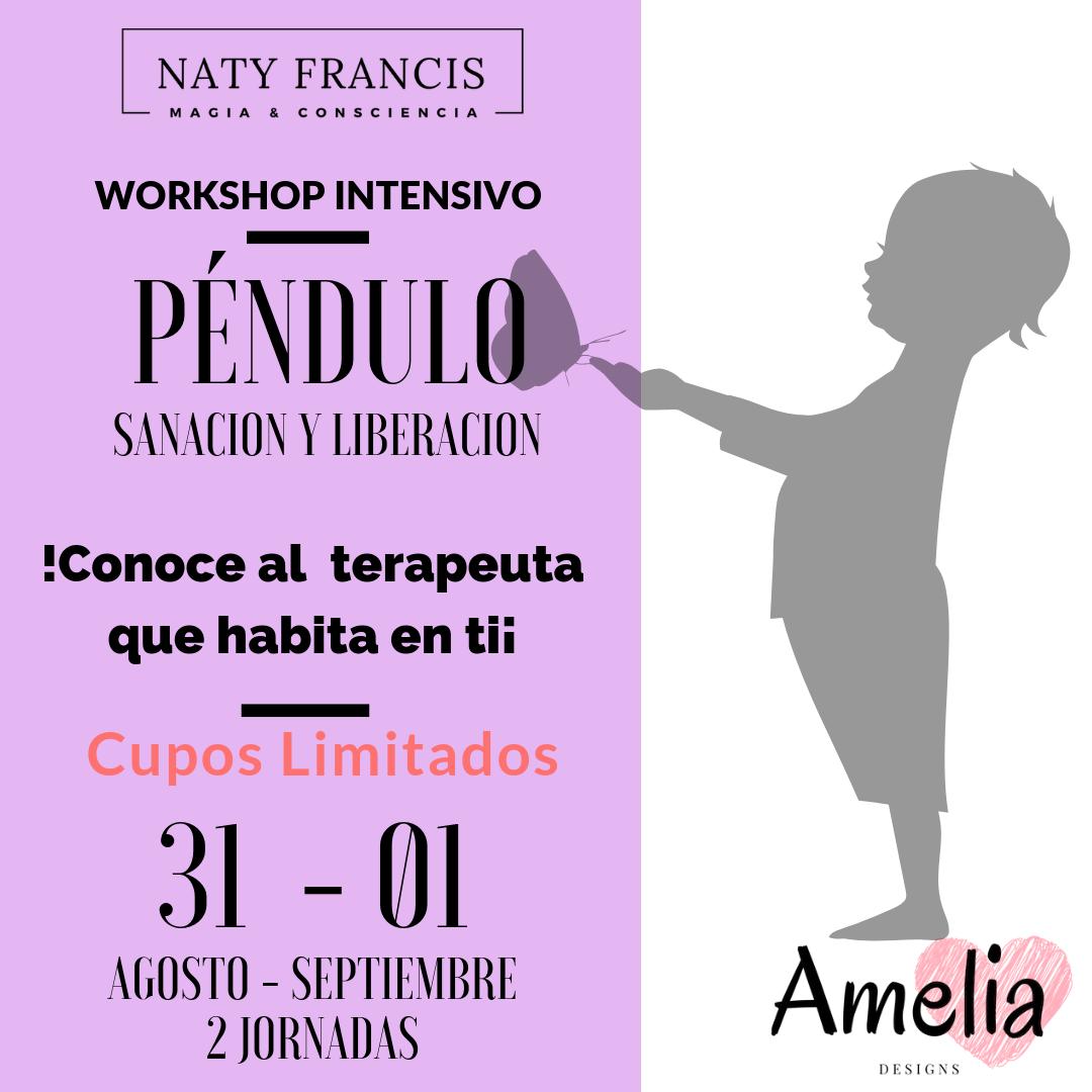 Workshop intensivo Péndulo Avanzado