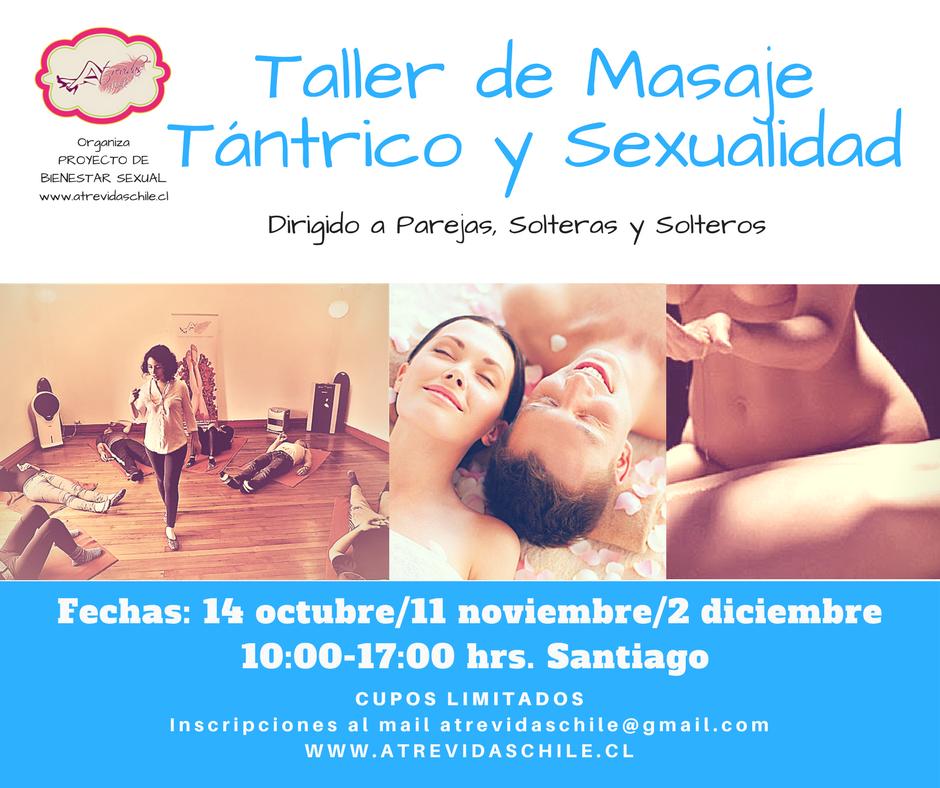 Actividades Mensuales de Sexualidad y Tantra