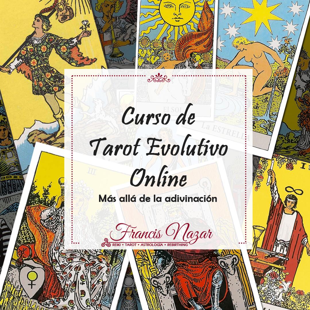 Curso de Tarot Evolutivo Online