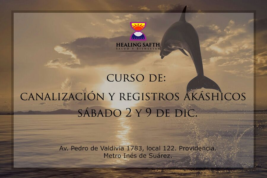 Curso de Canalización y Registros Akáshicos