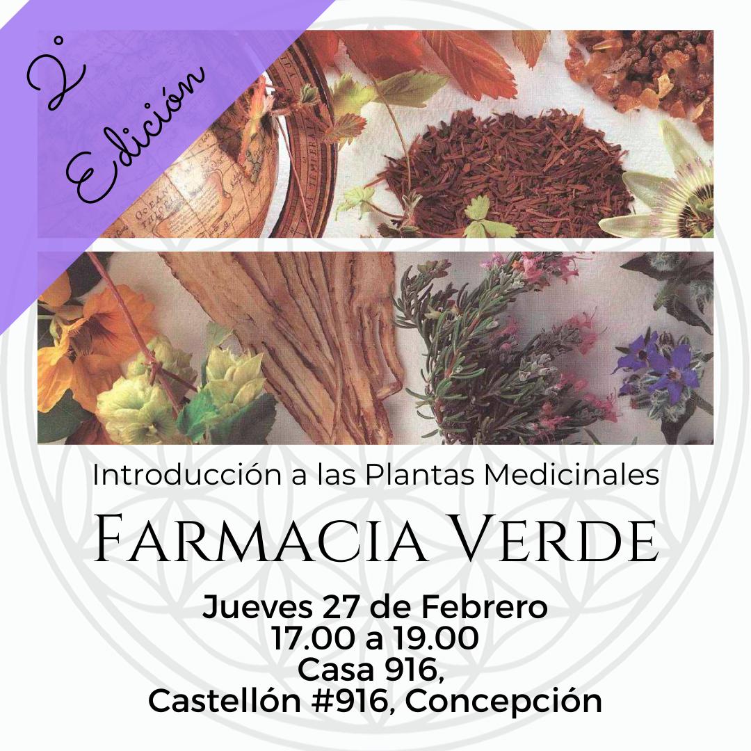 Introducción a las Plantas Medicinales