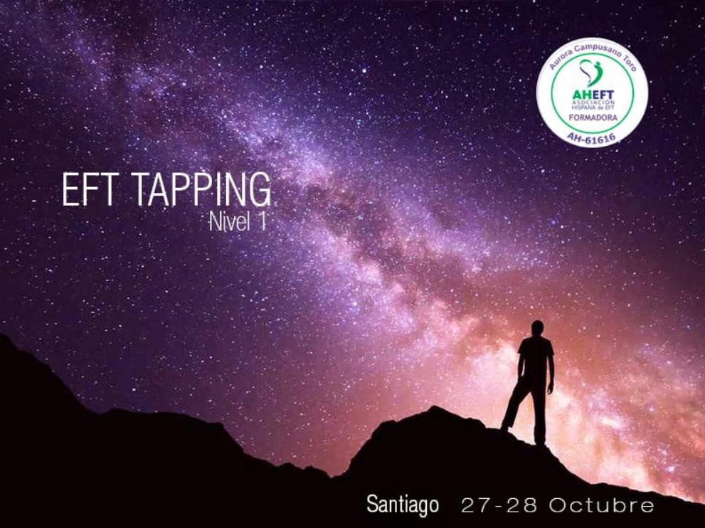 Formación Nivel 1 EFT Tapping en Santiago