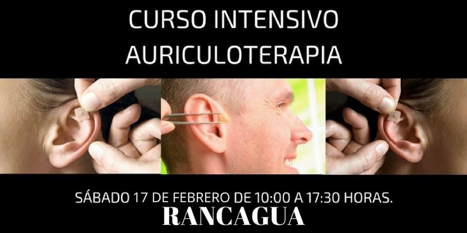 CURSO INTENSIVO DE AURICULOTERAPIA RANCAGUA