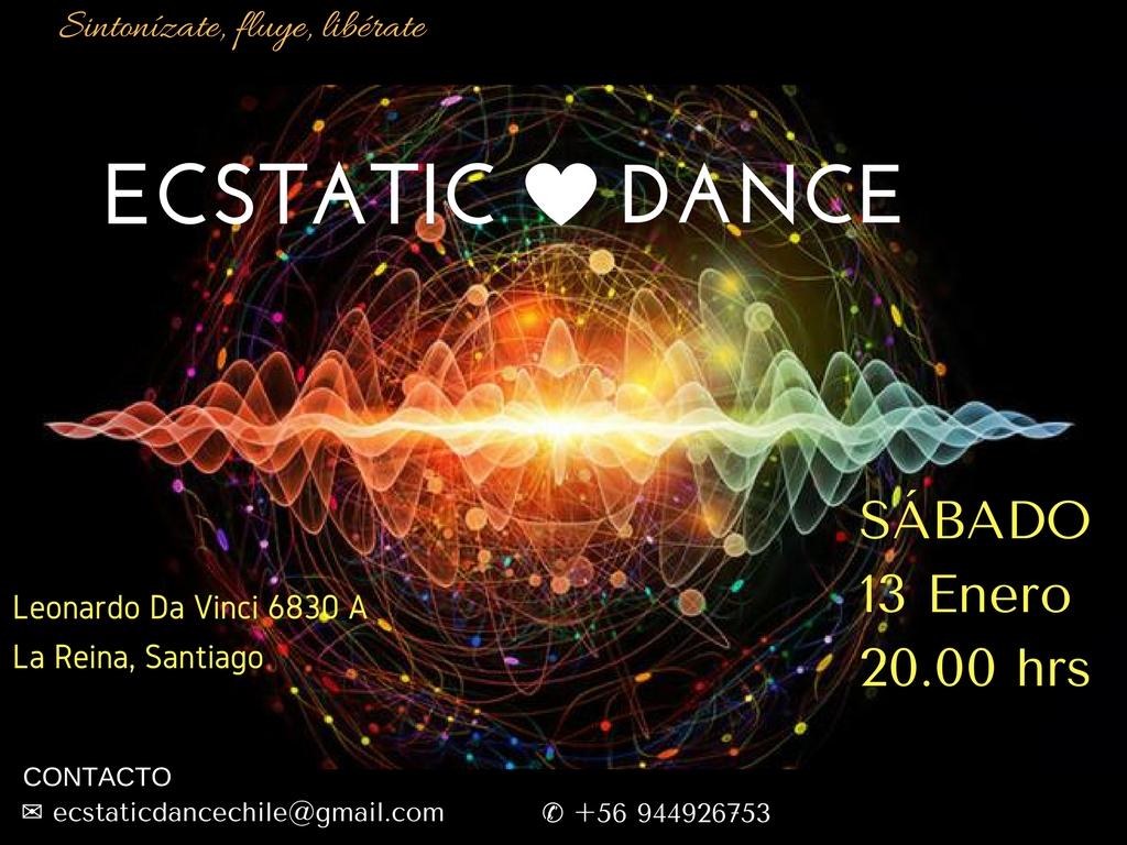 Ecstatic Dance o Danza Extática