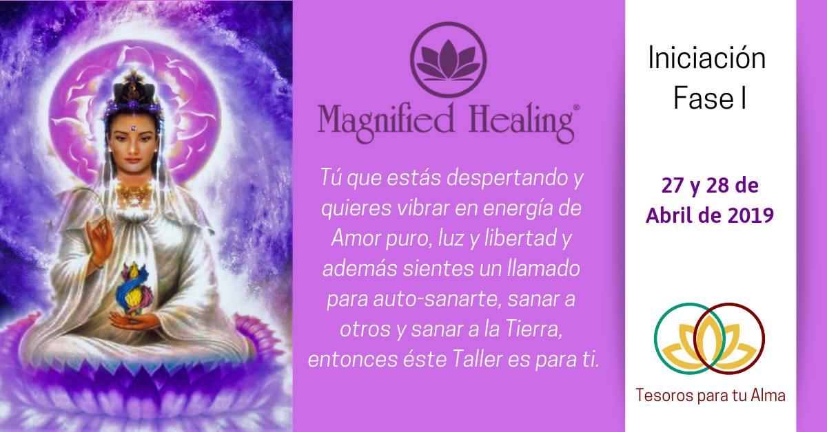Taller 1era fase Magnified Healing