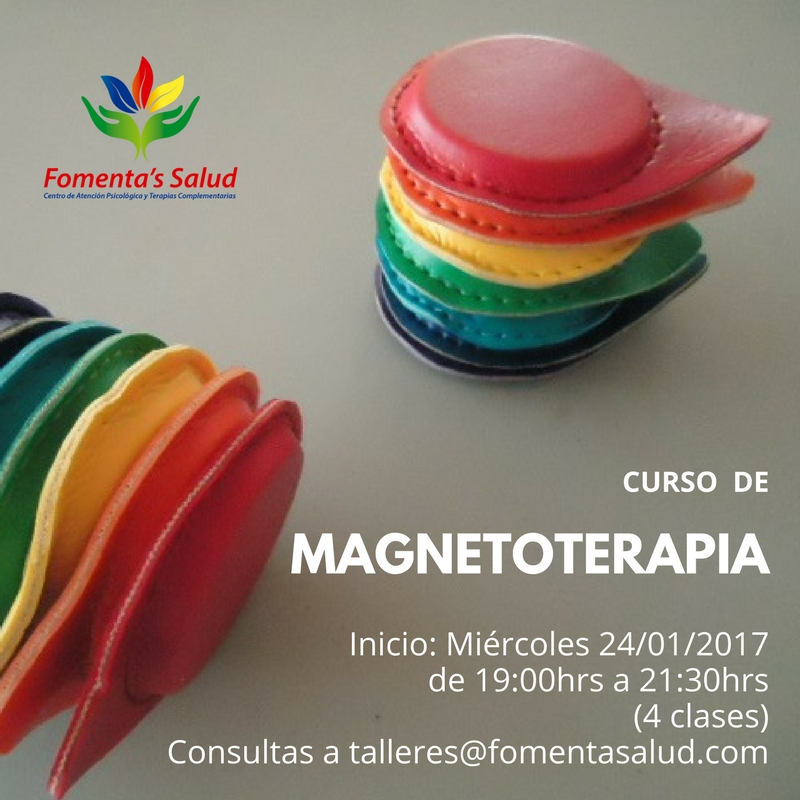 Curso de Magnetoterapia