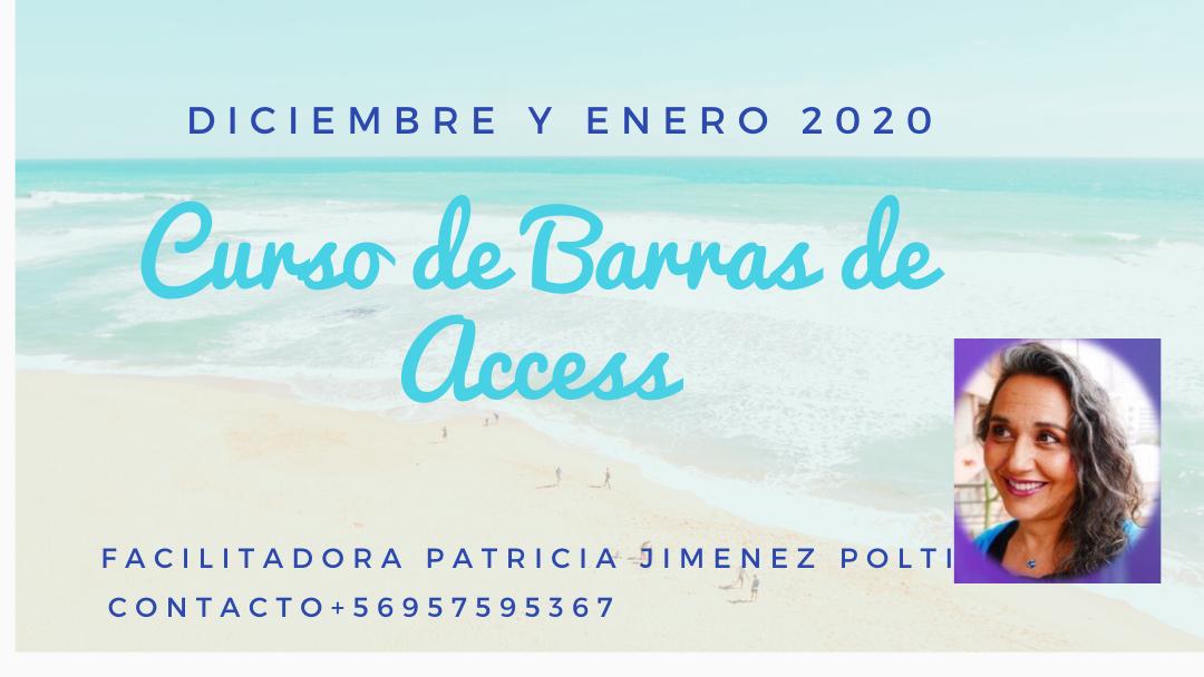 Clase de Barras de Access Consiousness en Santiago