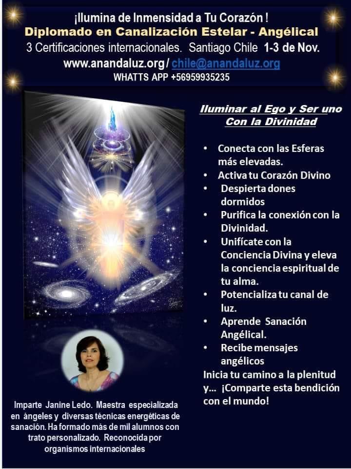 Canalización Angelica Estelar Multifrecuencial