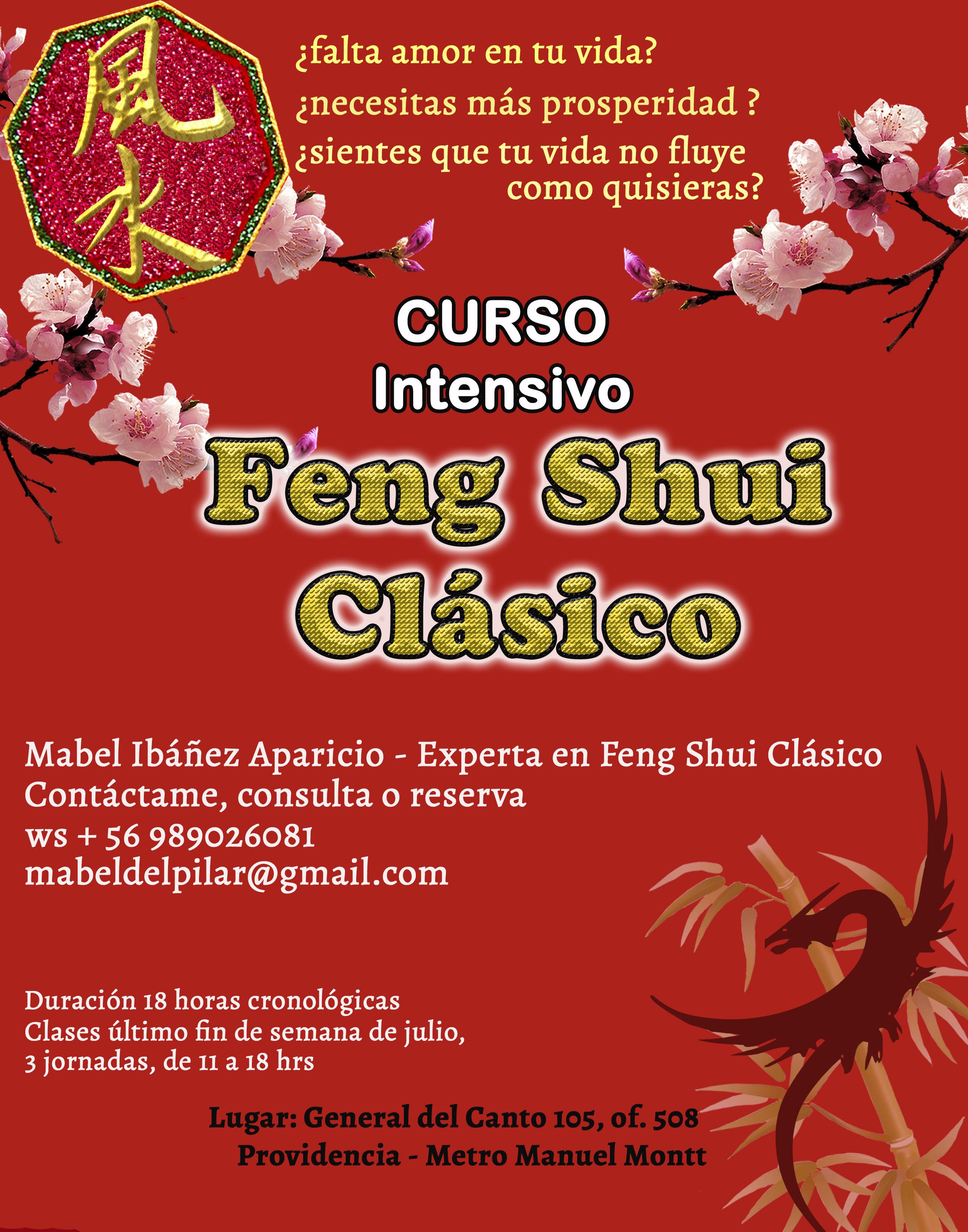 Curso Intensivo de Feng Shui Clásico