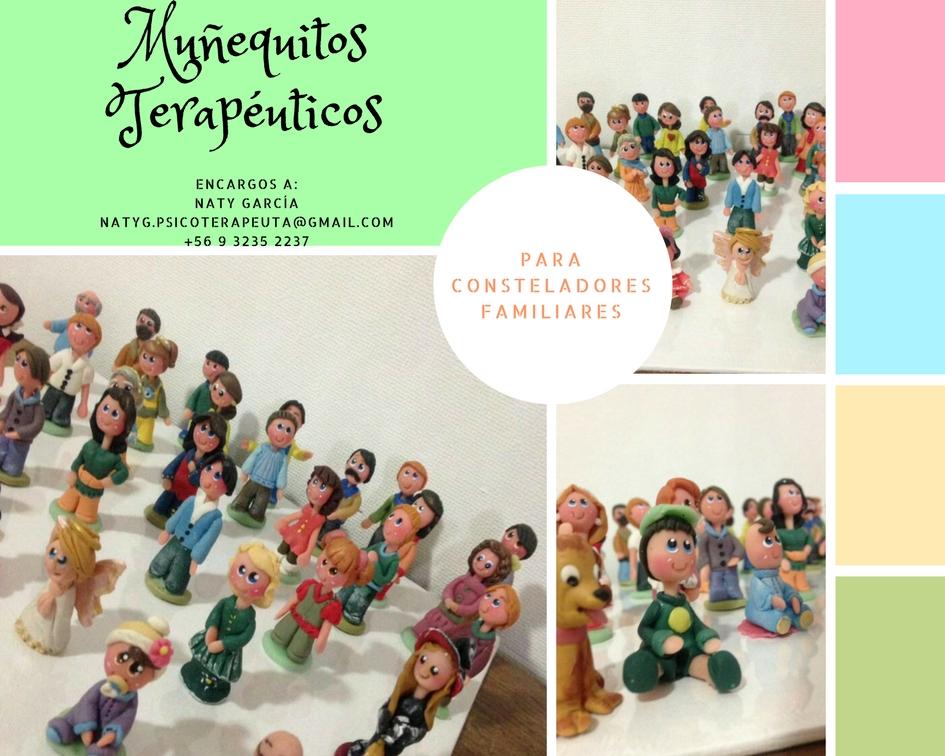 MUÑECOS TERAPÉUTICOS - CONSTELADORES FAMILIARES