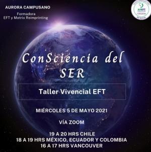 Taller Vivencial Gratuito ConSciencia del Ser