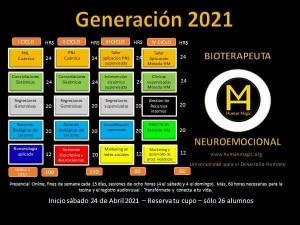 Bioterapeuta Neuroemocional