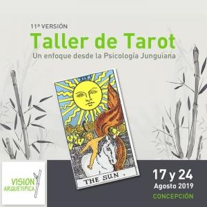 Taller de TAROT Visión Arquetípica | 11ª versión