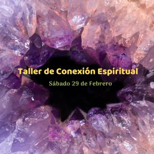 Taller de Conexión Espiritual
